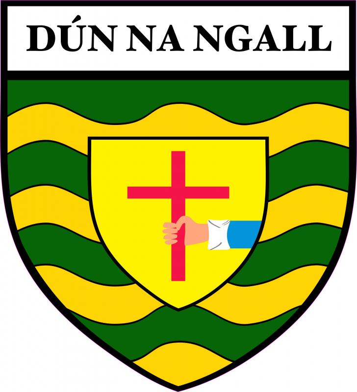 Ardauto Ie Magnetic Donegal Crest